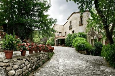 Can Marlet: tu boda en el corazón del entorno natural de Montseny