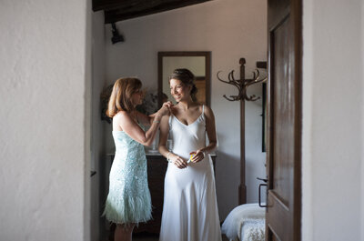 10 cosas que debes hacer si eres la mejor amiga de la novia