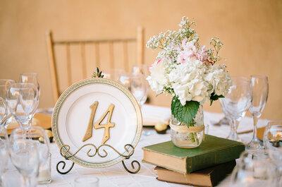 #MartesDeBodas: 5 tendencias en decoración de bodas 2015 según los expertos Top en Twitter