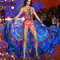 Kendall Jenner debutando no desfile de Victoria´s Secret.