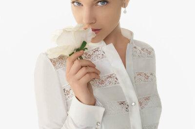 Os nossos 10 detalhes preferidos da colecção Rosa Clará 2013