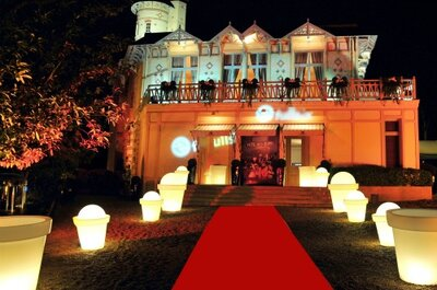 Mariage au Pavillon Royal à Paris