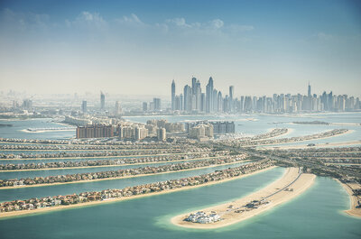 Lua de mel em Dubai e Abu Dhabi: uma experiência totalmente diferente e muito especial