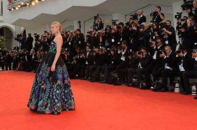 Inspirationen für Hochzeitsgäste: Die trendigsten Festkleider von den Internationalen Filmfestspielen in Venedig 2015!