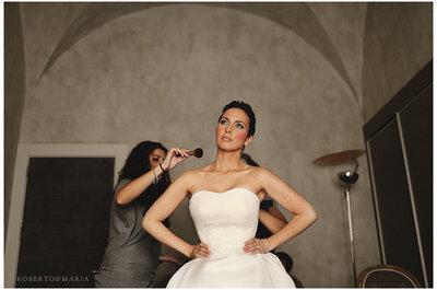 Peinados simples y elegantes en tendencia para novias