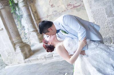 La magia del momento: las fotos más románticas para tu boda