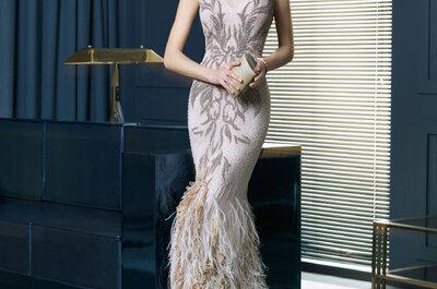 Suknie wieczorowe dla gości weselnych- Rosa Clara 2014