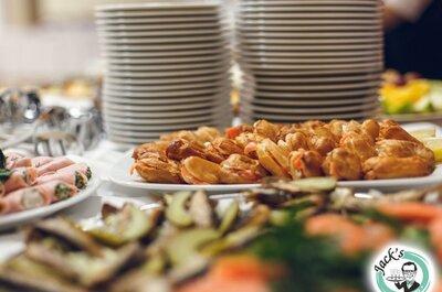 5 советов о том, как устроить хорошую дегустацию свадебного меню