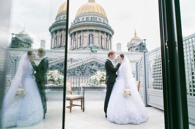 ТОП15 лучших свадебных организаторов в Санкт-Петербурге