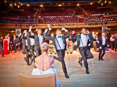 The Viral Groomsmen Dancing Video is Surprisingly Good: Don't believe us just watch!