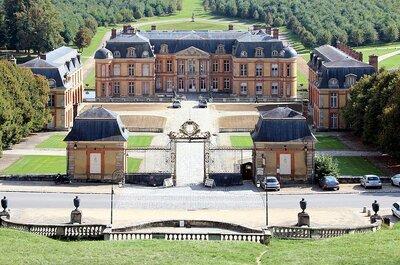 Les 10 plus beaux lieux de réception dans les Yvelines pour un mariage plein de charme