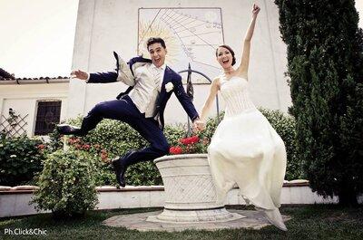 Come decorare i luoghi del vostro matrimonio: 6 regole da seguire... e una sorpresa
