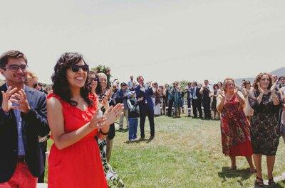 12 goedgelovige leugens die de gasten vertellen tijdens de bruiloft