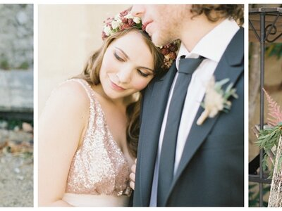 French Romance from Provence. Be Inspired with this exclusive styled shoot