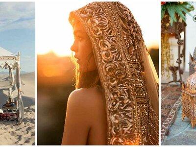 Hochzeitsinspiration Marokko: Entdecken Sie unsere Ideen für eine orientalische Hochzeit!