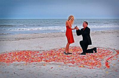 Top 5 huwelijksaanzoeken!