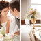 Las rosas no pueden faltar como flores protagonistas de tu boda - Foto Yan Photo
