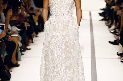 Vestidos de novia 2014 de Elie Saab para primavera