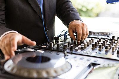 IDEA: ¡que tu DJ musicalice cada parte de la fiesta del matrimonio!