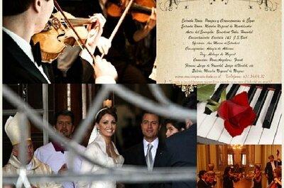 Sea original para la boda y sorprenda