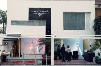 Novidades para as noivas de São Paulo e Rio de Janeiro: Samuel Cirnansck, Cymbeline e mais!