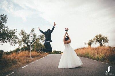 Pasión y sentimiento en vuestro reportaje de boda