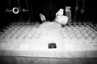 Bodas de Invierno, bebidas de Invierno