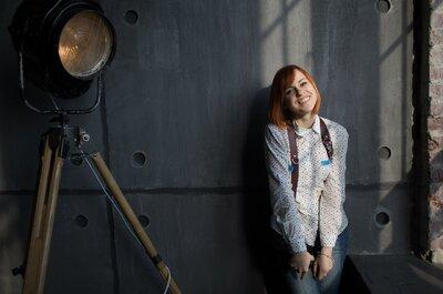 Анастасия Ласти: свадебный фотограф, который