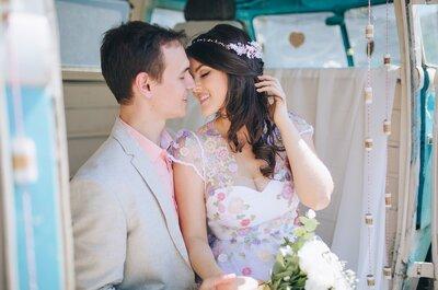 Como decorar um casamento vintage em 2017: 10 itens essenciais!