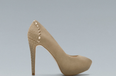 Festliche Schuhe für Hochzeitsgäste von Zara