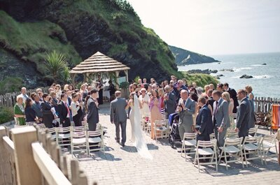 #MartesDeBodas: Cómo organizar una boda en menos de 6 meses