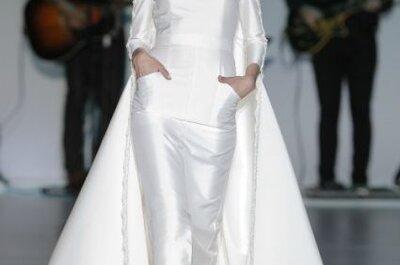Vestidos de novia: Colección Isabel Zarpadiez 2014