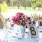 30 centros de mesa absolutamente románticos