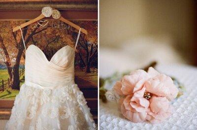 Brautstrauss in Rosa und Pink
