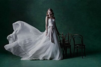 Popular Bridal Trade Event the White Gallery London Reveals its Fashion Show Line-up