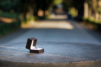 Come scegliere la misura giusta della fede e dell'anello di fidanzamento