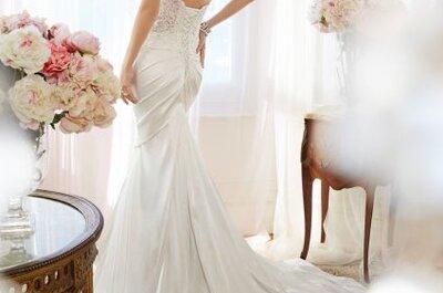 Sexy Braut 2015? Mit diesen sinnlichen Brautkleidern ganz bestimmt!