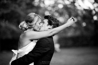 Des photographies de mariage pleines d'émotion et de poésie : l'incroyable talent de Mon conte de fées