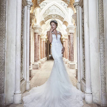 New York Bridal Week 2017: Die spektakulärsten Brautkleider, die wir je gesehen haben!
