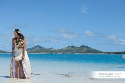 Como usar seu vestido de noiva outra vez?