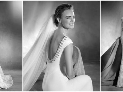 Brautkleider von Pronovias 2017: Die schönsten Designs für Ihre Hochzeit