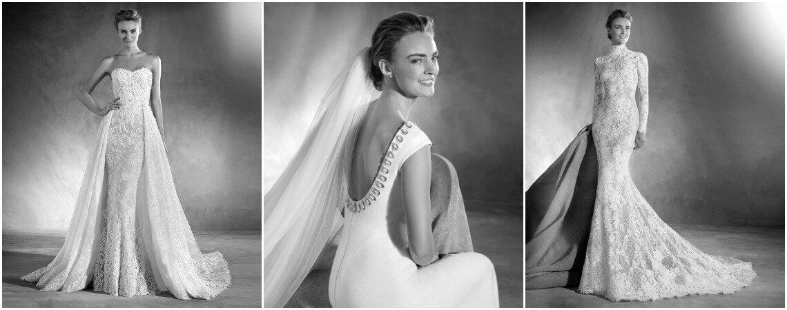 Vestidos de noiva Pronovias 2017: Os melhores modelos para o dia do seu casamento