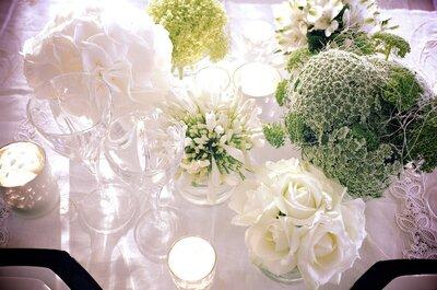 Tulipani Bianchi: Italian Floral Arrangement
