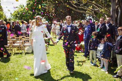 Já não se usa... O que será ultrapassado no mundo dos casamentos em 2017?