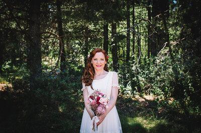 ¿Cómo se hace un vestido de novia a medida?