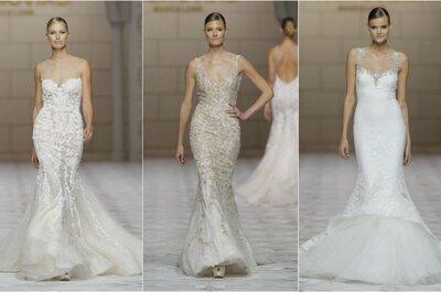 50 años fabricando sueños de novia: colección Pronovias 2015