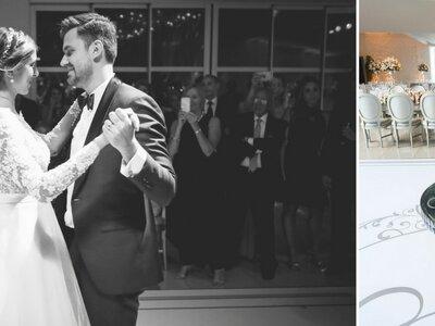 Casamento clássico de Jessica & Oliver: uma perfeita comédia romântica com final feliz!
