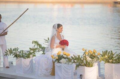 Skate ou helicóptero? Conheça os meios de transporte mais GENIAIS para a chegada da noiva!