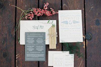 60 frases de amor increíbles para invitaciones de boda, ¿lista para suspirar?