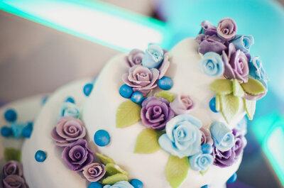 Los mejores diseños en pastelería para boda